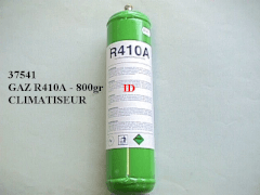 37541 - Bouteille freon r410 a 1kg 900 ml