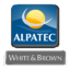 ALPATEC WHITE BROWN