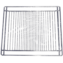 00284913 - GRILLE INOX FOUR 435 X 375 M/M