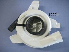17774 - Capot complet+ joint+turbine