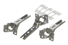 268699 - Charnieres de porte kit de 3 pieces