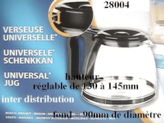 28004 - Verseuse universelle