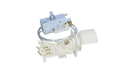 484000008566 - THERMOSTAT + SUPPORT LAMPE INVENSYS