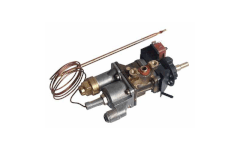 93780518 - ROBINET FOUR TH+GRILL+THERMOCOUPLE+ECROU
