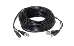 G43565 - Cable video bnc + alimentation 20m