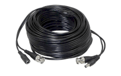 G43566 - Cable video bnc + alimentation 30 metres