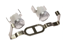 KIT THERMOSTAT NC210° 260° 16MM A2608N