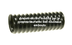 RS-RH5504 - Raccord flexible noir remp par rs-rh5642