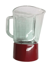 W10279533 - Bol blender empire rouge + socle + joint
