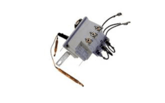 WTH407AR - Thermostat triphase avec securitee